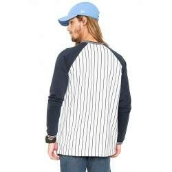Camiseta New Era Manga Longa New York Yankees - Branco