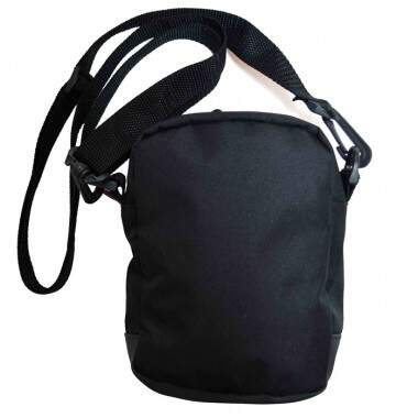 Bolsa Lateral Shoulder Bag Your Face - Preto