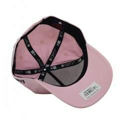 Boné New Era Aba Curva A-Frame New York Yankees Rosa - Snapback