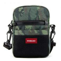 Bolsa Lateral Double G Shoulder Bag - Camuflado