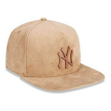 Boné New Era New 950 York Yankees Caramelo - Snapback