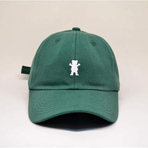 Boné Grizzly Og Bear Dad Hat Green - Strapback