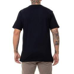 Camiseta Dc Bas Star - Black