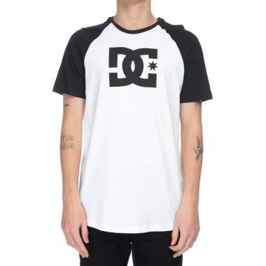 Camiseta Dc Bas Star 2 - White