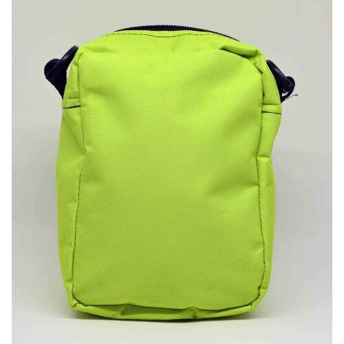 Bolsa Lateral Shoulder Bag Your Face Colors - Verde