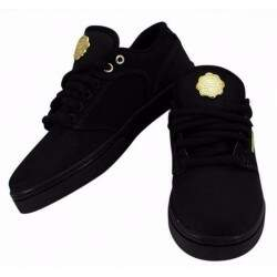 Tênis Hocks Montreal - Black/Gold