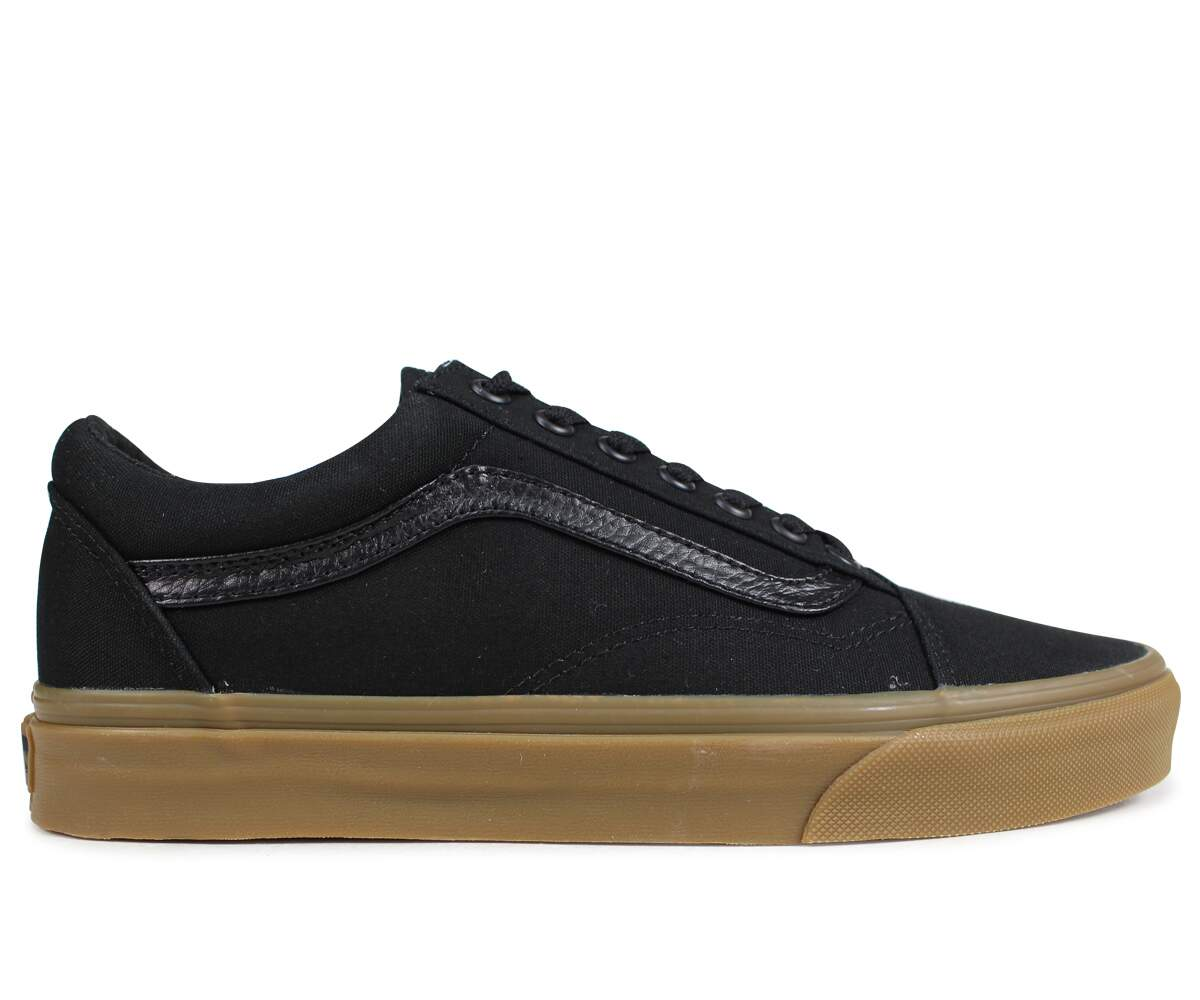 de2481f328d Tênis Vans Old Skool Canvas Preto Gun - EX Shop
