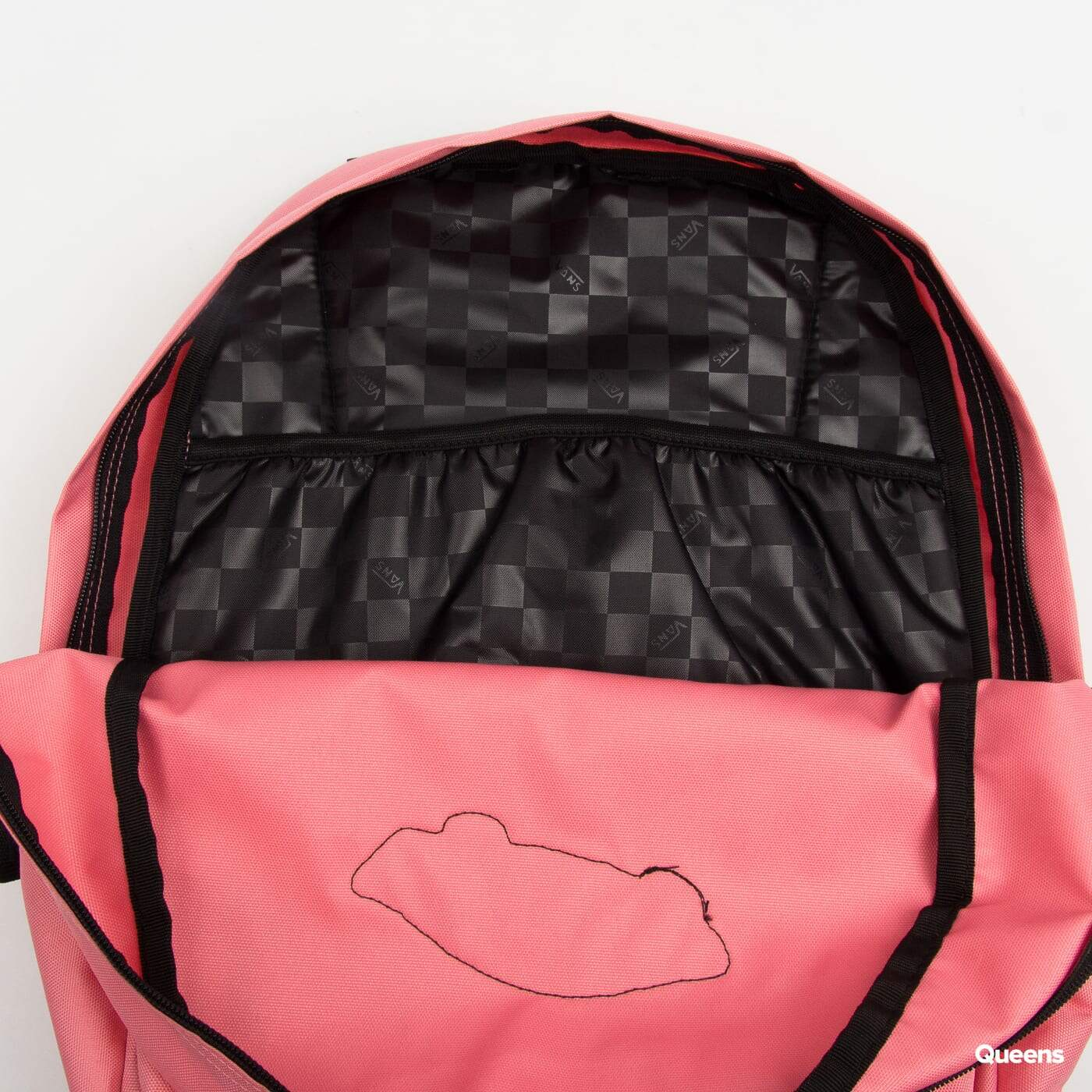 Mochila Vans WM Realm Backpack - Pink