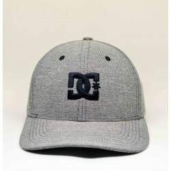 Boné DC Shoes Aba Curva Star Tx Dark Gray - Strapback