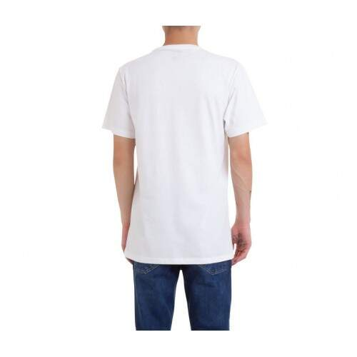 Camiseta DC Slim Rated - Snow/White
