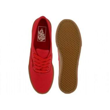 Tênis Vans Authentic Lo Pro (Gumsole) Barbados Cherry