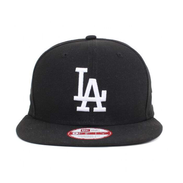 Boné New Era Los Angeles Dodgers Original Fit - Strapback