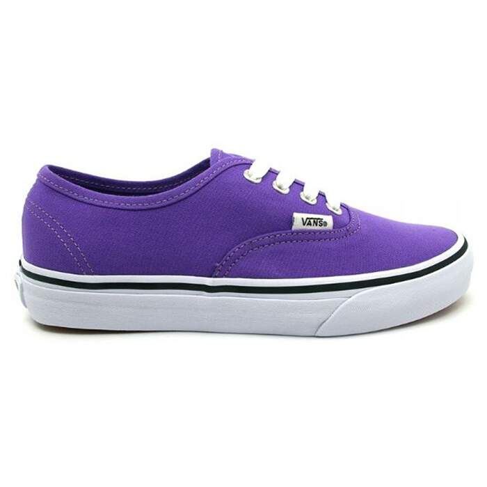 Tênis Vans Authentic Passion Flower/True White