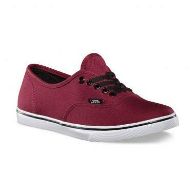 Tênis Vans Authentic Lo Pro Tawny Port