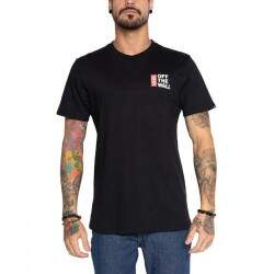 Camiseta Vans Off The Wall - Black