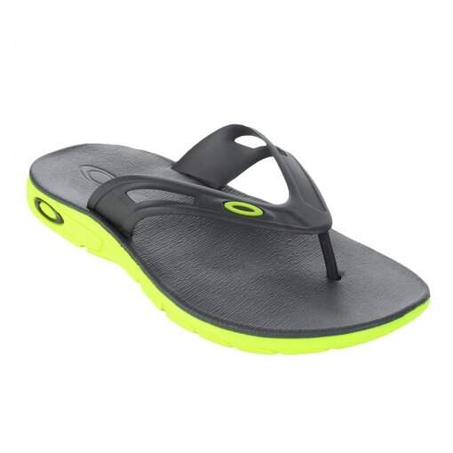 Chinelo Oakley Rest 2.0 - Preto