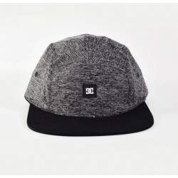Boné DC Shoes 5panel Boreal Cinza - Strapback