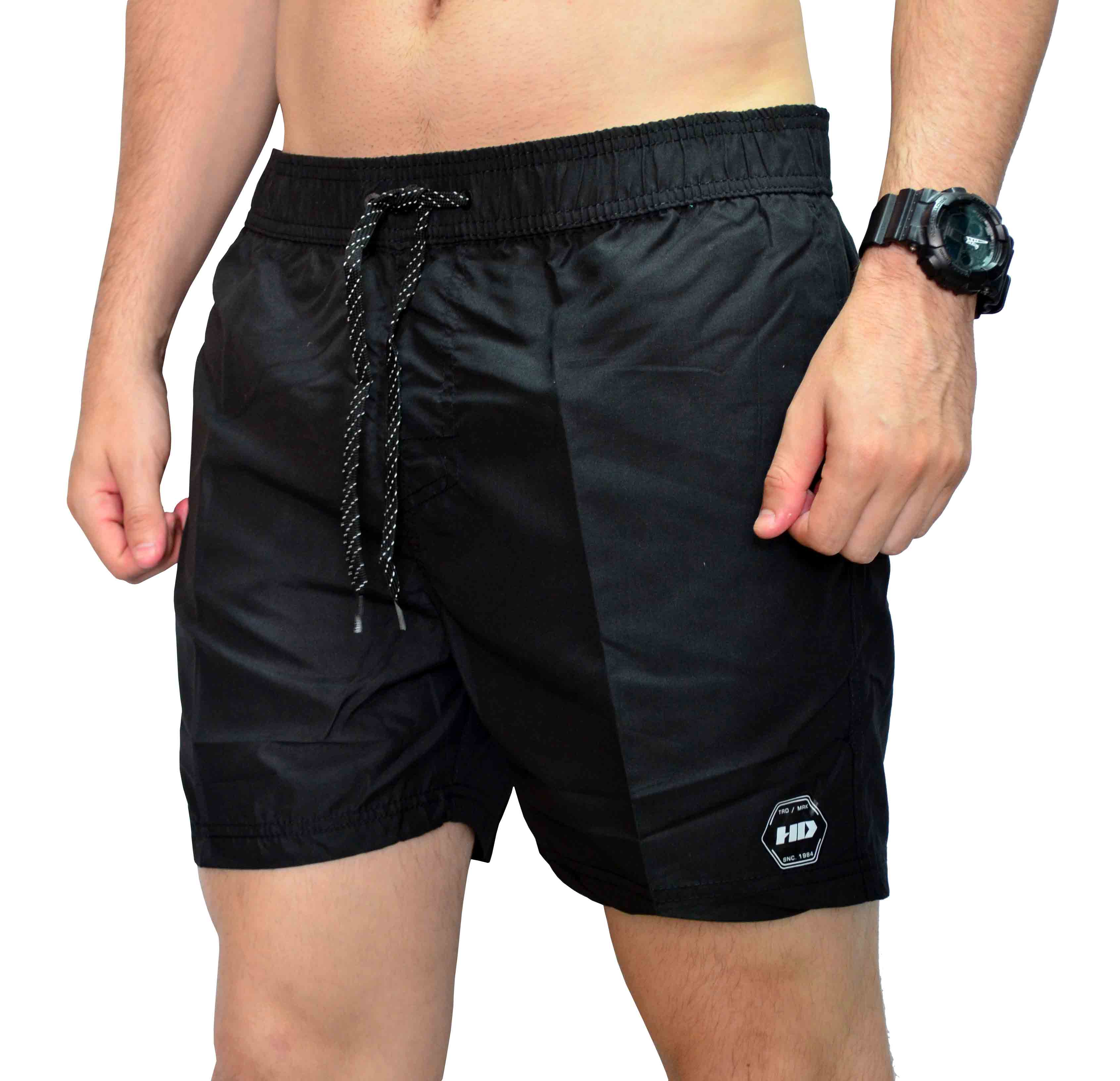Short Hd Volley - Preto