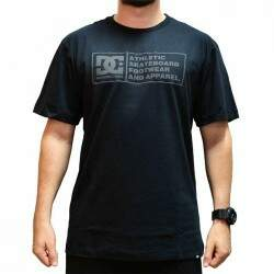 Camiseta Dc Density Zone - Preto