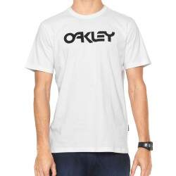 Camiseta Oakley Mark Ii - Branco
