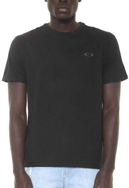 Camiseta Oakley Icon - Preto