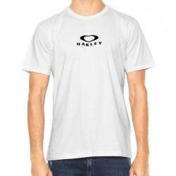 Camiseta Oakley Bark New Tee - White