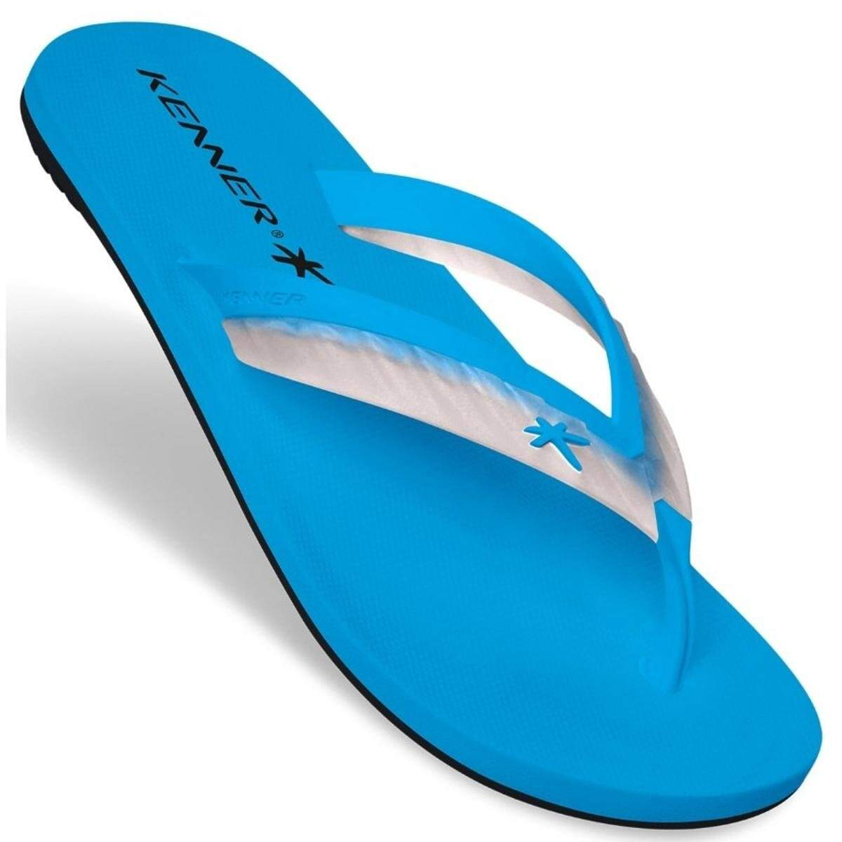 Chinelo kenner Acqua Glass - Azul