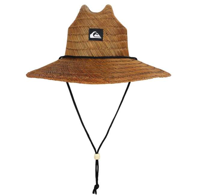 Chapeu Quiksilver Dark Brown 3