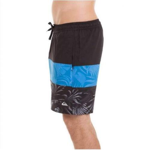 Bermuda Quiksilver Boardshort Multiply Volley - Preto