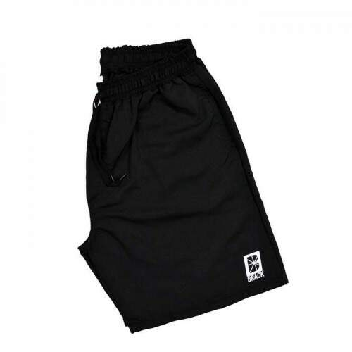 Short Brack Sport Colors - Preto