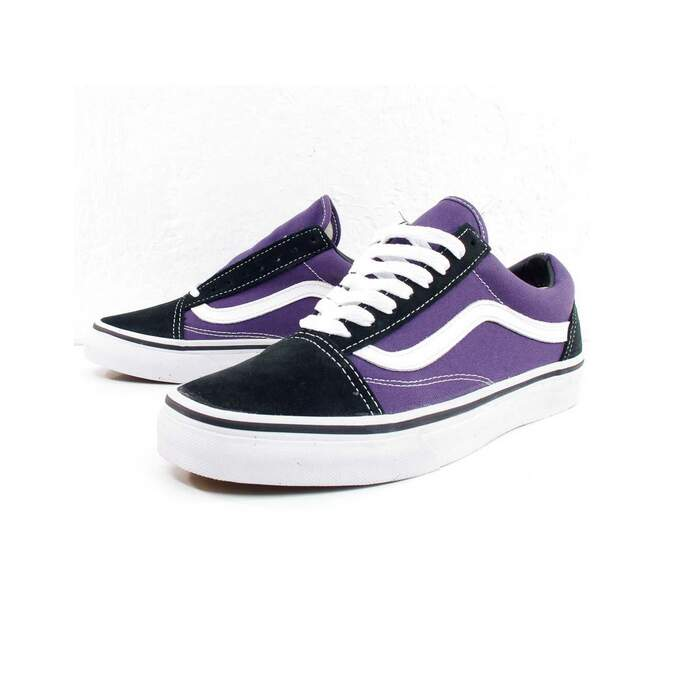 Tênis Vans Old Skool Sweet Grape True White