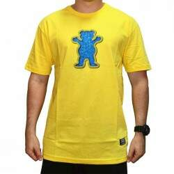 Camiseta Grizzly Og Swimmer - Banana