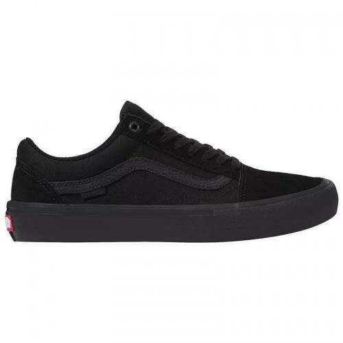 Tênis Vans Old Skool Pro - Blackout