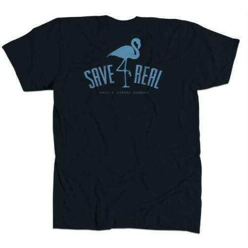 Camiseta Save Real - Marinho