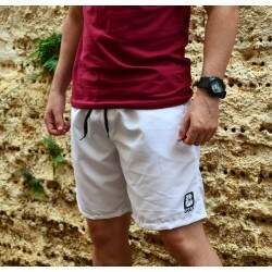 Short Brack Sport Colors - Branco