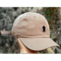 Boné Grizzly Dad Hat Og Bear Khaki - Strapback