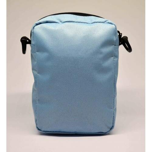 Bolsa Lateral Shoulder Bag Your Face - Azul