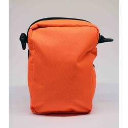 Bolsa Lateral Shoulder Bag Your Face - Laranja