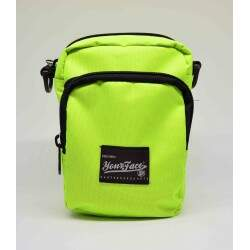 Bolsa Lateral Shoulder Bag Your Face - Verde