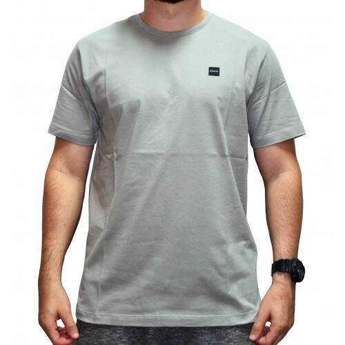 Camiseta Oakley Patch 2.0 Tee - Cinza