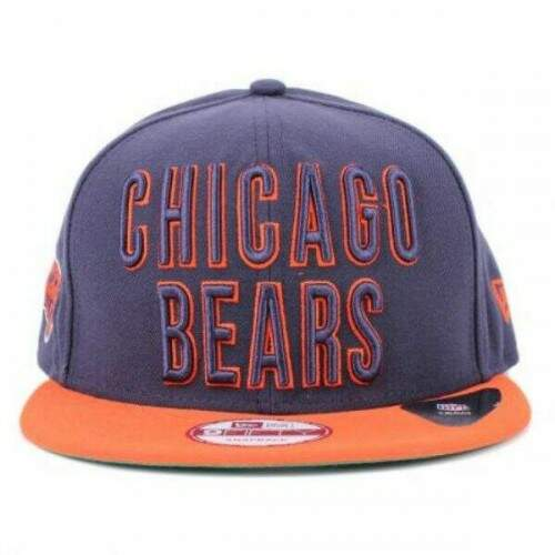 Boné New Era 9FIFTY Chicago Bears - [NFL] - Snapback