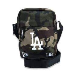 Bolsa Lateral Shoulder Bag New Era  MLB Los Angeles - Camo