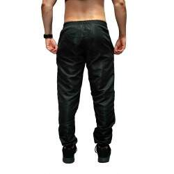 Calça Your Face Jogger Tactel Logo - Preto