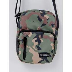 Shoulder Bag Hocks Viagio 3 Camuflado - Verde