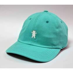 Boné Grizzly Dad Hat Og Bear Celadon - Strapback