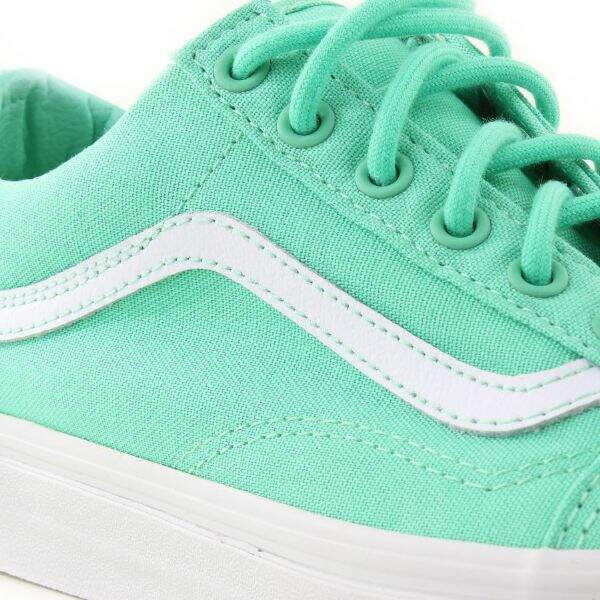 7092269fa4fcb Tênis Vans Old Skool Biscay Green True White