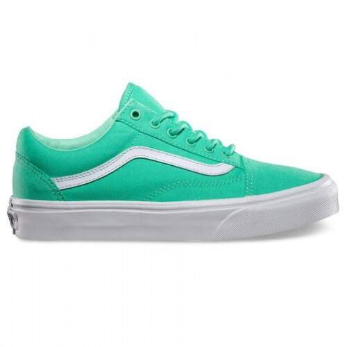 Tênis Vans Old Skool Biscay Green/True White