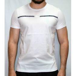 Camiseta Acostamento Simple - Branco