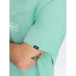 Camiseta Vans Easy Box - Green