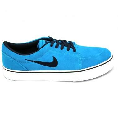 Tênis Nike SB Satire LT Blue Lacquer/Black-White
